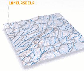3d view of Lamelas de Lá