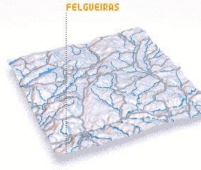 3d view of Felgueiras
