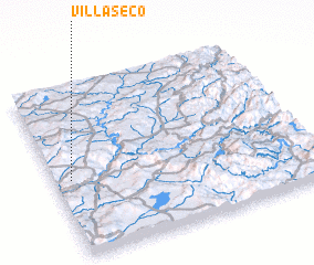 3d view of Villaseco
