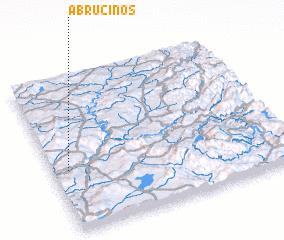 3d view of Abruciños