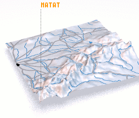 3d view of Matat