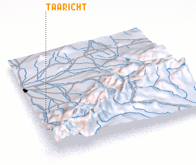 3d view of Taaricht