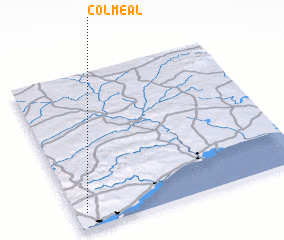 3d view of Colmeal