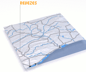 3d view of Revezes