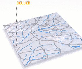 3d view of Belver