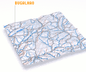 3d view of Bugalhão