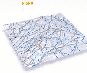 3d view of Pisão