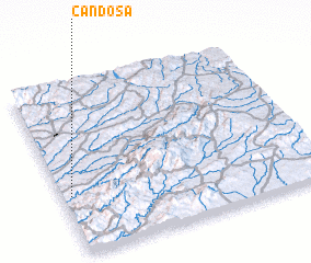 3d view of Candosa