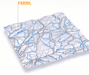 3d view of Fermil
