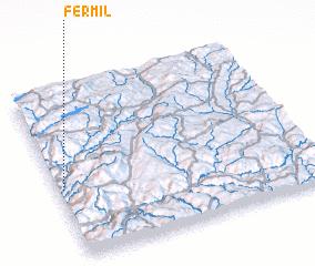 3d view of Fermil