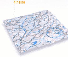 3d view of Piñeiro