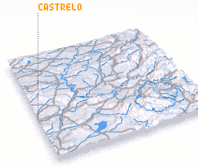 3d view of Castrelo