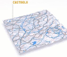 3d view of Castrelo