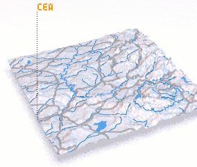 3d view of Cea