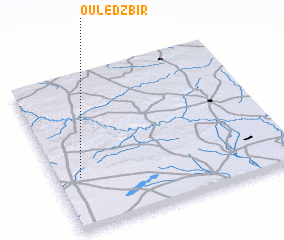 3d view of Ouled Zbir