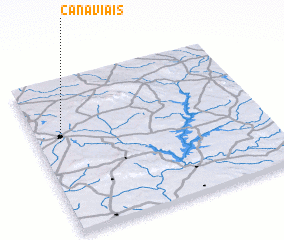 3d view of Canaviais