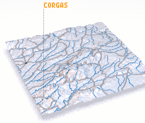 3d view of Corgas