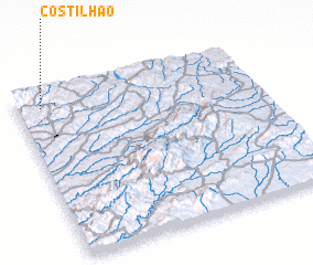 3d view of Costilhão