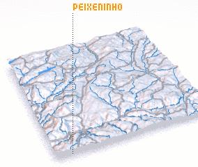 3d view of Peixeninho