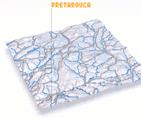 3d view of Pretarouca