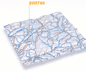 3d view of Quintão