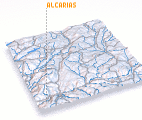 3d view of Alcarias