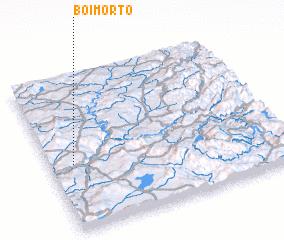 3d view of Boimorto