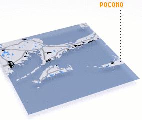 3d view of Pocomo