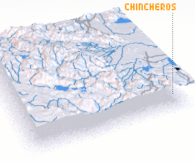 3d view of Chincheros