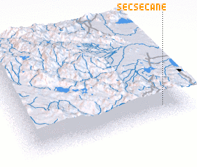 3d view of Secsecane