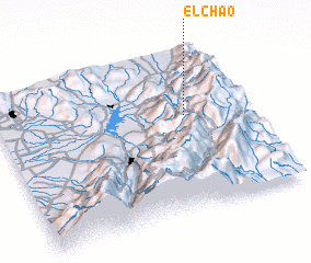 3d view of El Chao