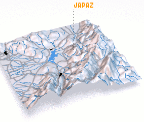 3d view of Japaz