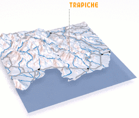 3d view of Trapiche