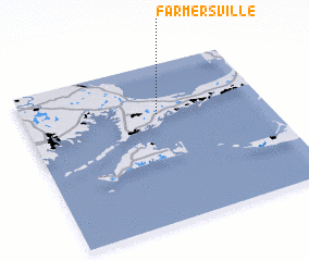 3d view of Farmersville