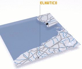 3d view of El Hatico