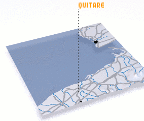 3d view of Quitare