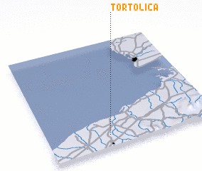 3d view of Tortolica