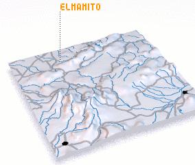 3d view of El Mamito