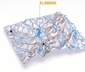 3d view of El Mamón