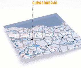 3d view of Gurabo Abajo