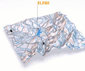 3d view of El Pao
