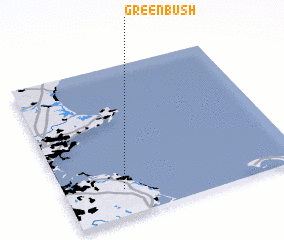 3d view of Greenbush