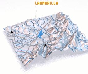 3d view of La Amarilla