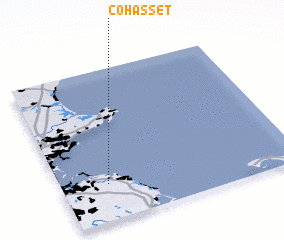 3d view of Cohasset