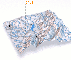 3d view of Caus