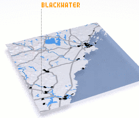 3d view of Blackwater