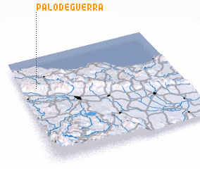 3d view of Palo de Guerra