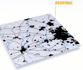 3d view of Merrimac
