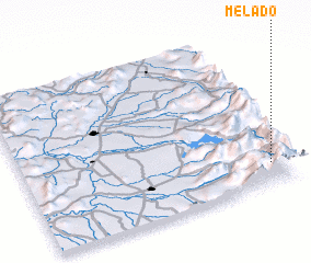 3d view of Melado