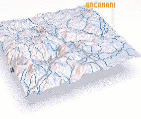 3d view of Ancamani